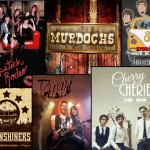 Bands collage
