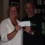 Gagnante 100 000 $ Micheline Cyr-Asselin