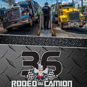 DVD 2016 Courses de Camions Rodéo du Camion