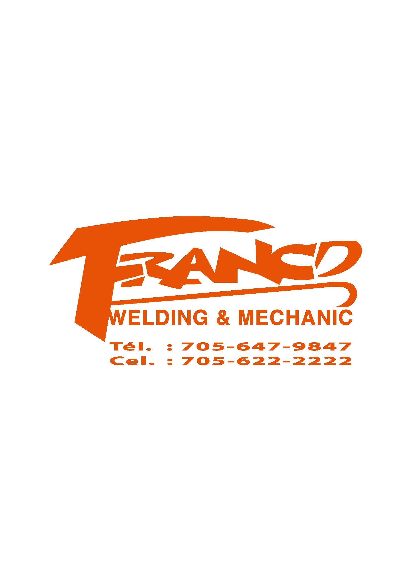 Franco Welding & Mechanic