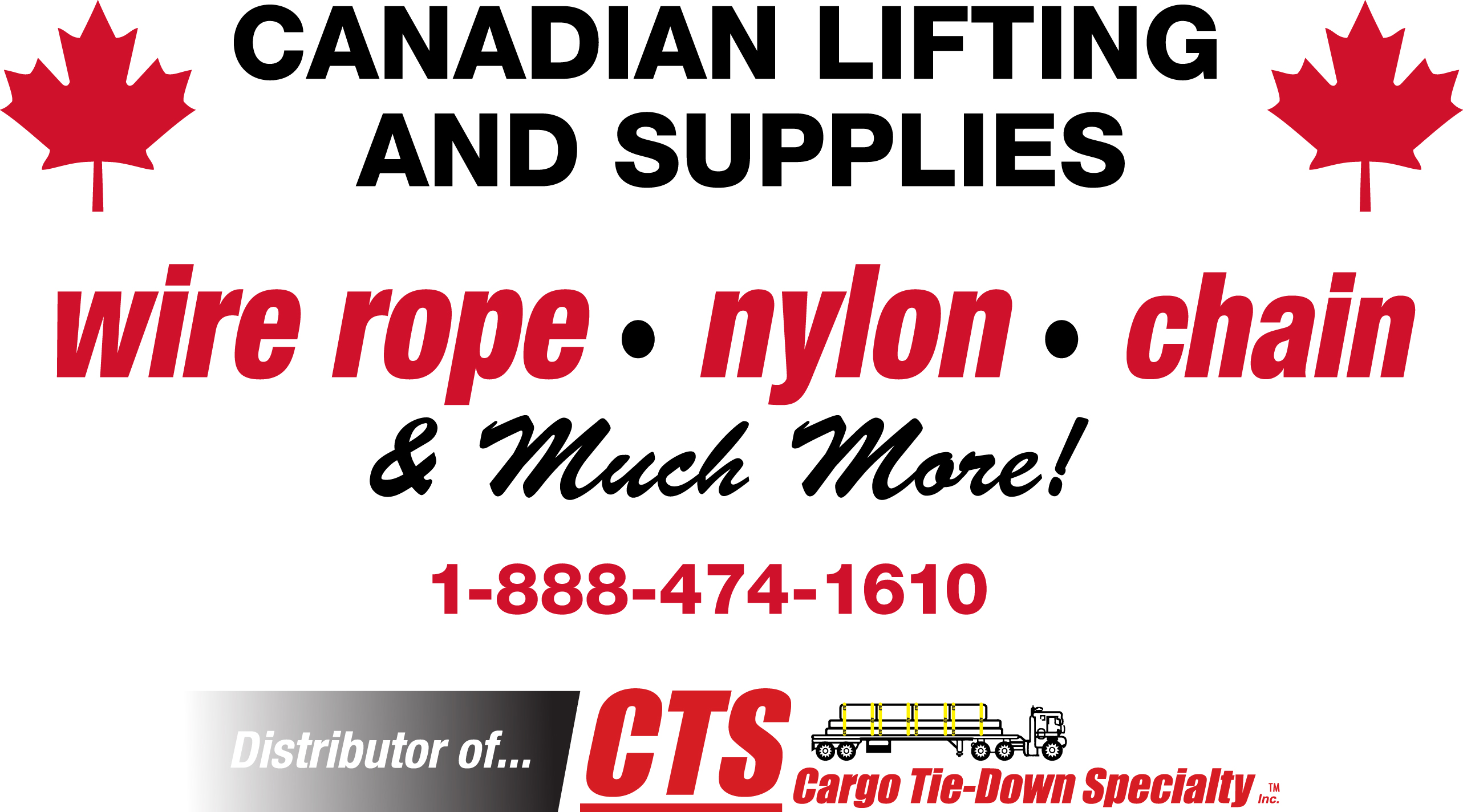 Canadian Lifting and Supplies